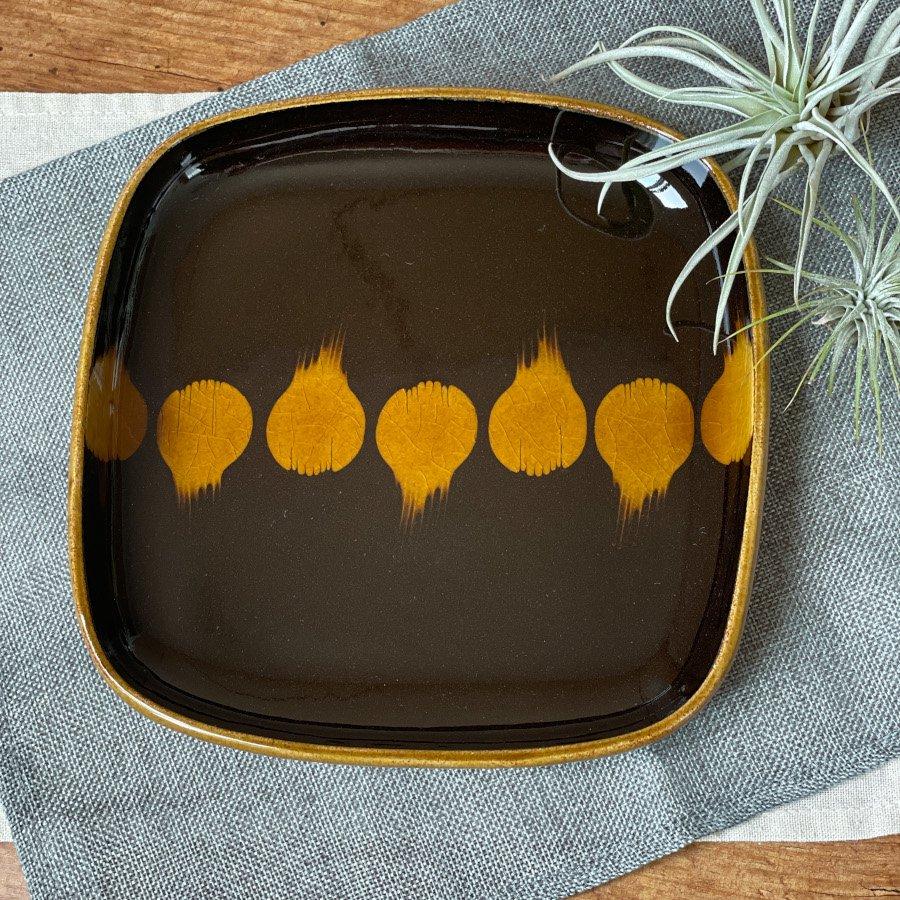 芦澤和洋 角皿 4