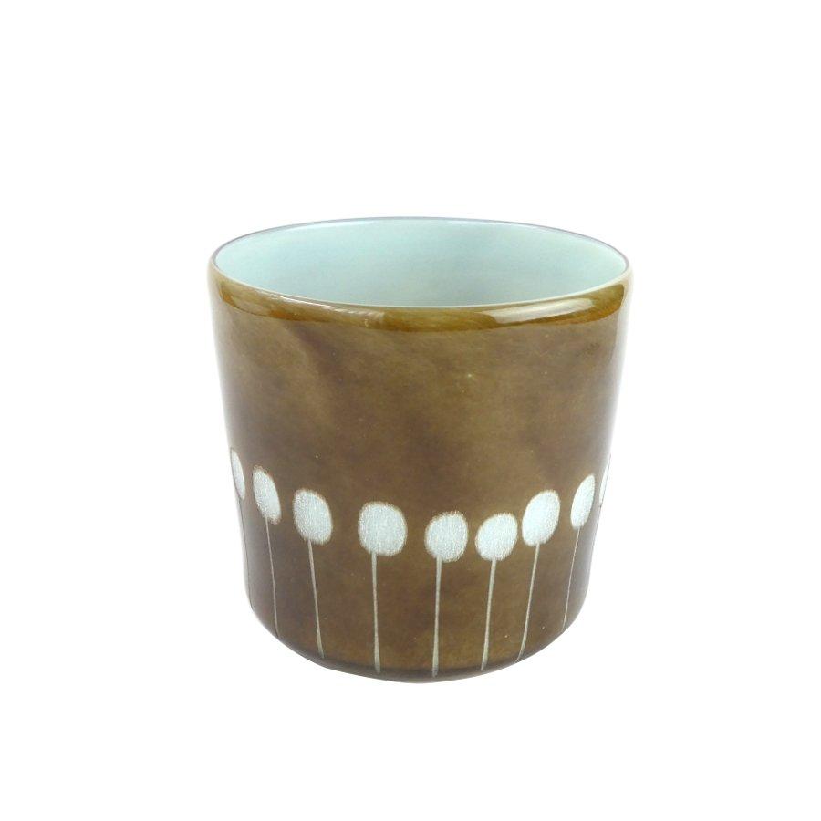 一ノ宮千佳 パウダーカットのカップ チョコミント