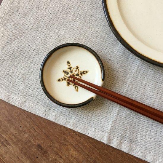 atelierBOKKO モチーフ スプーン・箸置き 白
