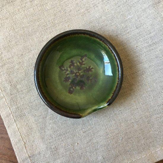 atelierBOKKO モチーフ スプーン・箸置き 緑