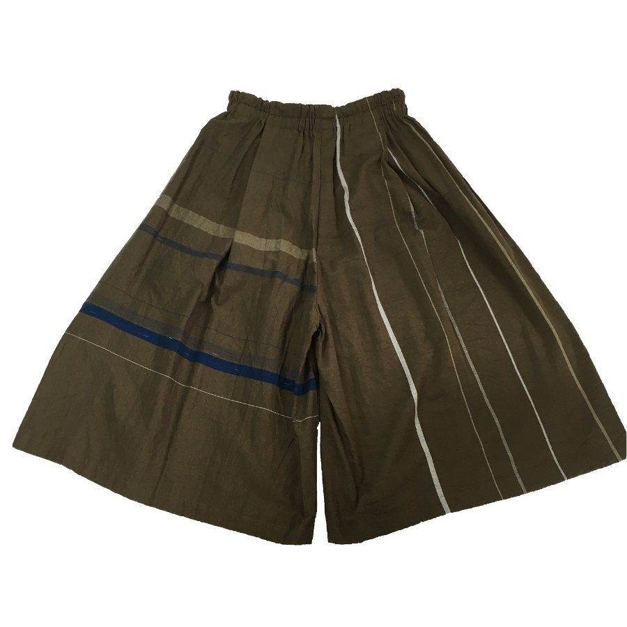 <img class='new_mark_img1' src='https://img.shop-pro.jp/img/new/icons14.gif' style='border:none;display:inline;margin:0px;padding:0px;width:auto;' />tamaki niime wide pants SHORT cotton100% a≪送料無料≫
