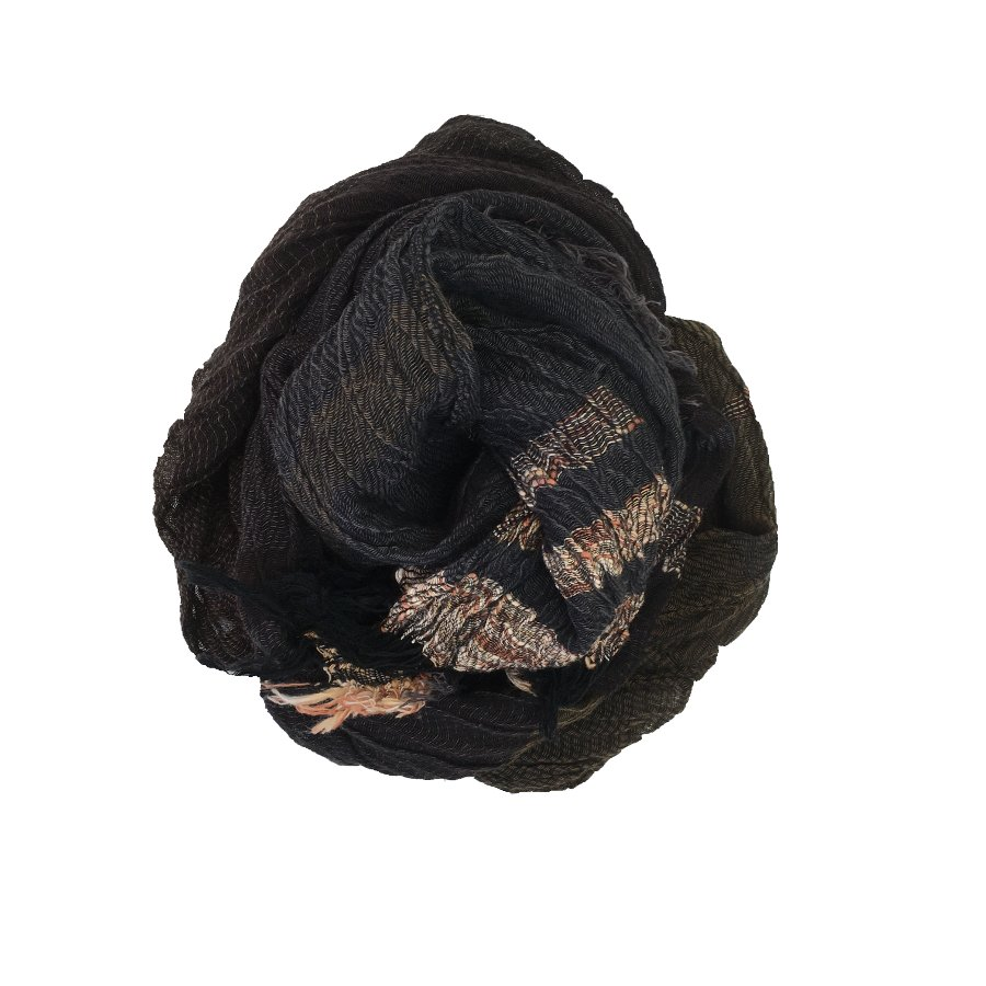 tamaki niime roots shawl  MIDDLE  cotton100% g 【宅急便コンパクトOK】
