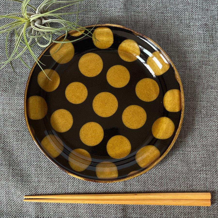 芦澤和洋 リム丸皿 M 1