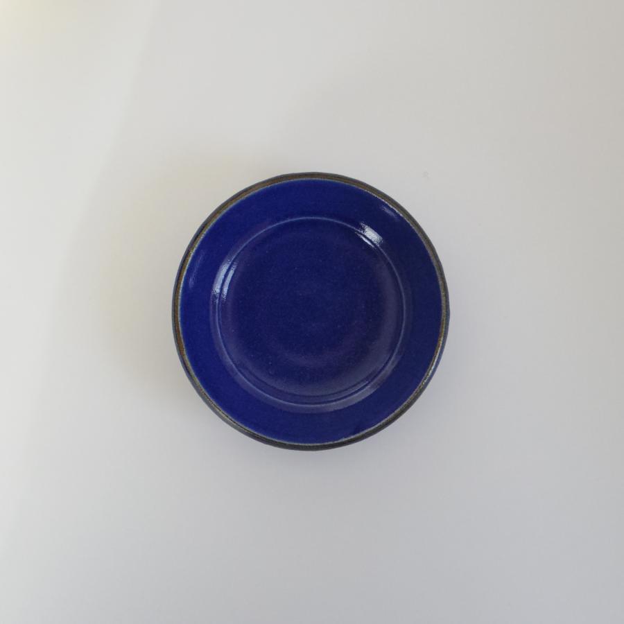 TULUSIWORKS 豆皿 〇 藍色