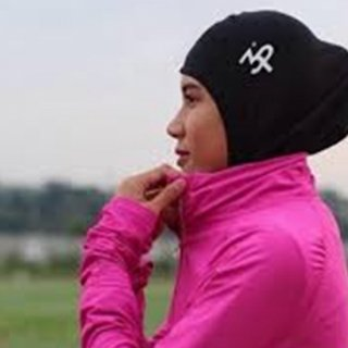 HIJAB FOR SPORTS</BR>ツバなし</BR>