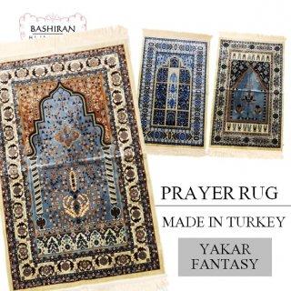 PRAYER RUG</BR>MADE IN TURKEY</BR>YAKAR FANTASY