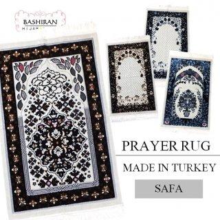 PRAYER RUG</BR>MADE IN TURKEY</BR>SAFA