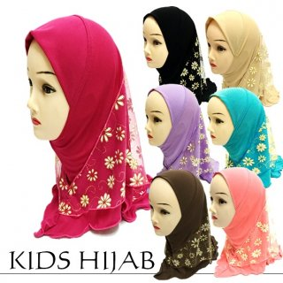 EASY HIJAB<BR>FOR GIRL</br>〜8YEARS OLD