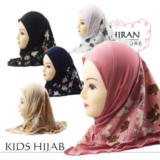 EASY HIJAB<BR>FOR GIRL</br>6-12YEARS OLD
