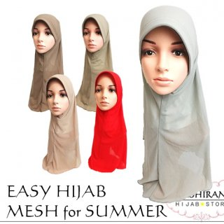 EASY HIJAB</BR>MESH for SUMMER