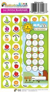 Juz Amma Chart</br>bookmark