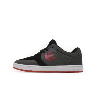 ETNIES KIDSMARANA BLACK/DARKGREY/RED