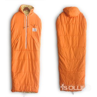 POLER THE NAPSACK  KIDS  orange