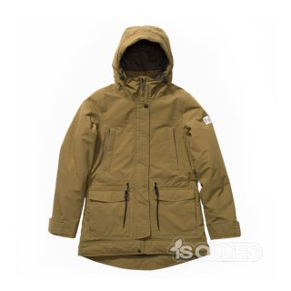 HOLDEN W's Shelter Jacket Olive