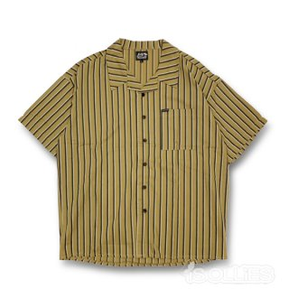 EAZYMISS Vertical striped shirt /2color
