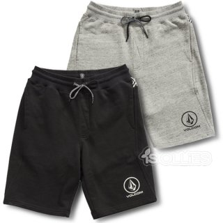 VOLCOM(ボルコム)JP MAG STRIPE FLEECE SHORT