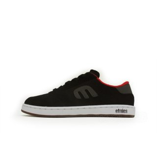 ETNIES KIDS LO-CUT BLACK