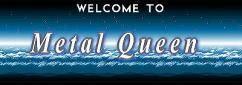 """METAL QUEEN """"hard rock & metal"""" online used CD shop"""
