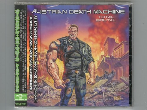 Total Brutal / Austrian Death Machine [Used CD] [MBCY-1097] [Sealed]