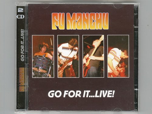 Go For It...Live! / Fu Manchu [Used CD] [SPV 089-74792 DCD] [2CD] [Import]