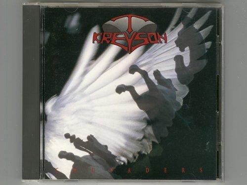 crusaders kreyson used cd vicp 5263 metal queen hard rock