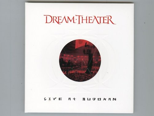 Live At Budokan / Dream Theater [Used CD] [WPCR-11921~3] [3CD] [Paper Sleeve] [1st Press]
