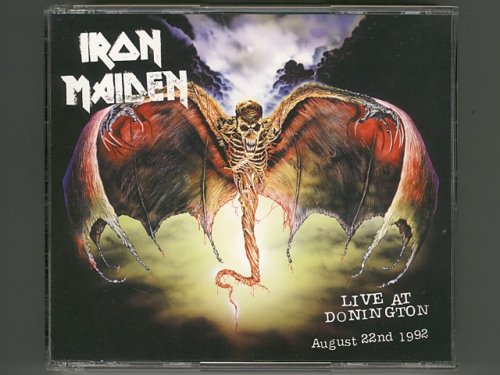 Live At Donington 1992 / Iron Maiden [Used CD] [2CD] [TOCP-50704-05]
