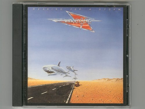 Heading For A Storm / Vandenberg [Used CD] [WOU 9121] [Import]