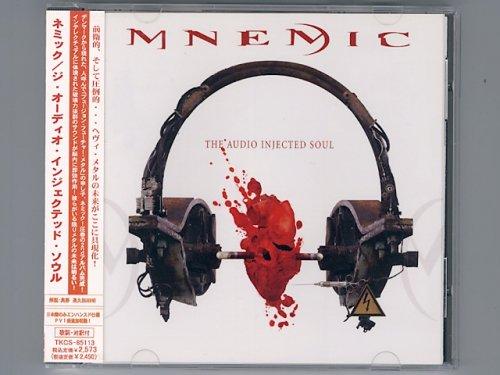 The Audio Injected Soul / Mnemic [Used CD] [TKCS-85113] [w/obi]