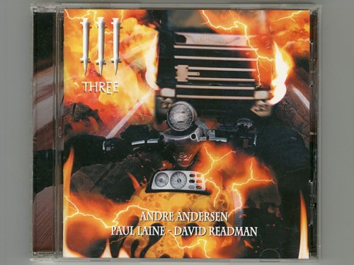 Three / Andersen - Laine - Readman [Used CD] [KICP 1144]