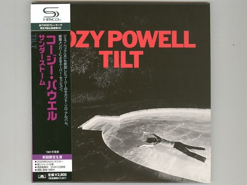 Tilt / Cozy Powell [Used CD] [UICY-93969] [Paper Sleeve] [w/obi]