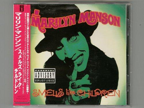 Smells Like Children / Marilyn Manson [Used CD] [MVCP-7] [EP] [w/obi]