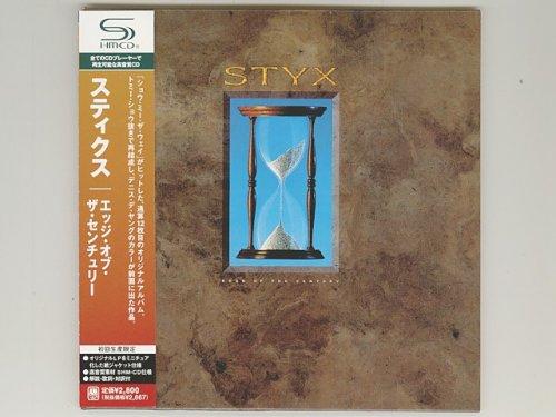 Edge Of The Century / Styx [Used CD] [UICY-93928] [Paper Sleeve] [w/obi]