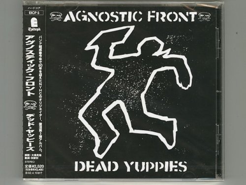 Dead Yuppies / Agnostic Front [Used CD] [EICP 5] [Sample] [Sealed]