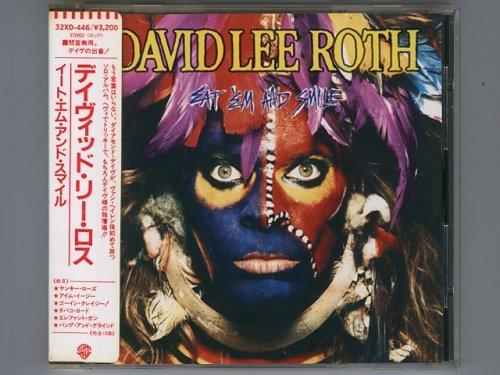 Eat 'Em And Smile / David Lee Roth [Used CD] [32XD-446] [w/obi]