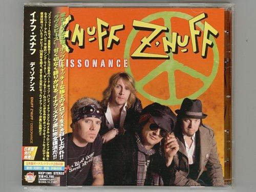 Dissonance / Enuff Z'nuff [Used CD] [KICP 1365] [1st Press] [w/obi]