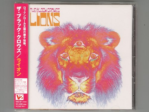 Lions / The Black Crowes [Used CD] [V2CI 97] [1st Press] [w/obi]