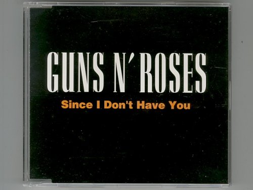 Since I Don't Have You / Guns N' Roses [Used CD] [MVCG-13015] [Single]