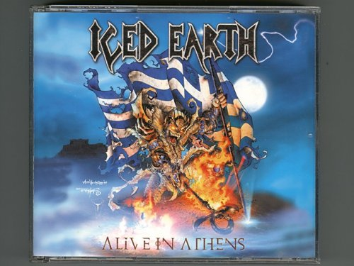 ALive In Athens / Iced Earth [Used CD] [VICP-60852~54] [3CD]