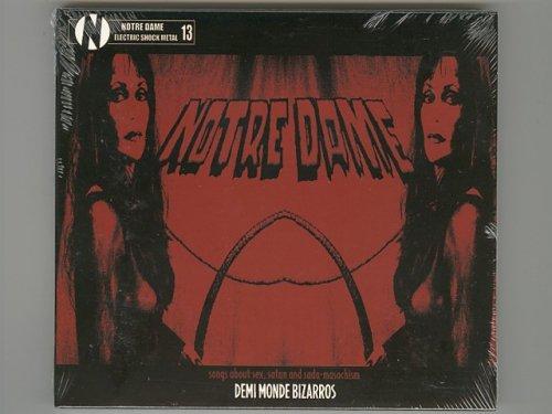 Demi Monde Bizarros / Notre Dame [New CD] [OPCD 101] [Digipak] [Import]