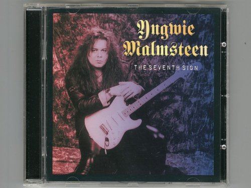 The Seventh Sign / Yngwie Malmsteen [Used CD] [SPV 076-74752 CD] [Import]