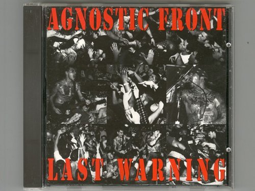 Last Warning / Agnostic Front [Used CD] [88561-1170-2] [Import]