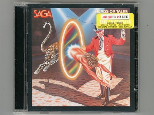 Heads Or Tales / Saga [Used CD] [SPV 076-7439A CD] [Import]