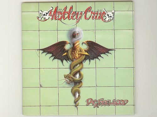 Dr. Feelgood / Motley Crue [Used CD] [POCP-9190] [Paper Sleeve]