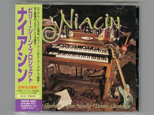 St / Niacin [Used CD] [VACM-1025] [w/obi]