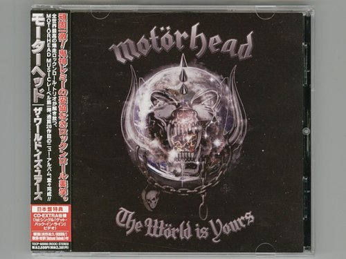 The World Is Yours / Motorhead [Used CD] [TOCP-66998] [w/obi]