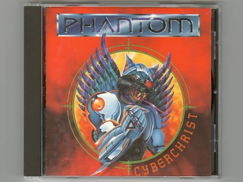 Cyberchrist / Phantom [Used CD] [SHARK 038] [Import]
