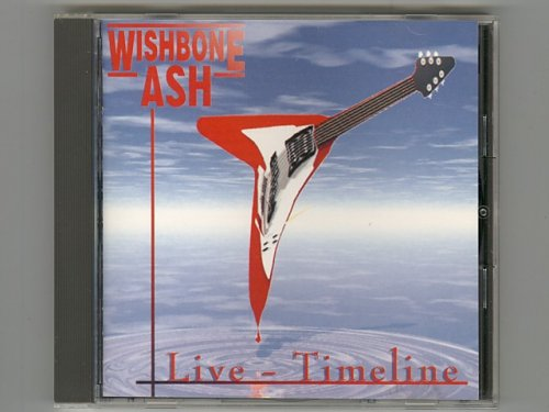 Live - Timeline / Wishbone Ash [Used CD] [TECW-21875]