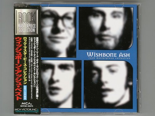 Rock Masterpiece Collection / Wishbone Ash [Used CD] [MVCM-20075] [w/obi]