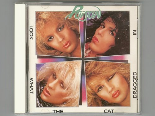 Look What The Cat Dragged In / Poison [Used CD] [32DP 453]